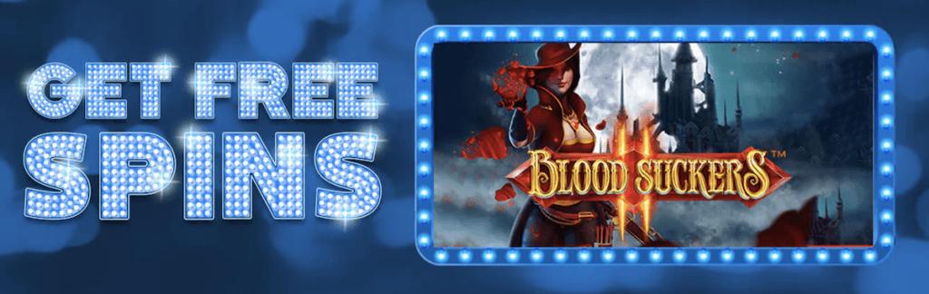 TwinSpires Blood Suckers 2 promo