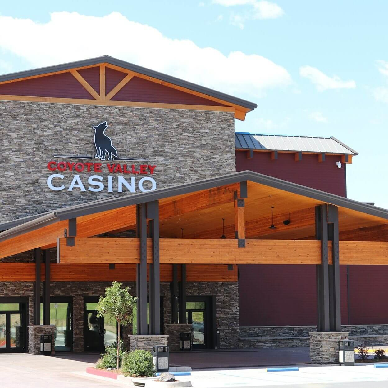 Coyote Valley Casino