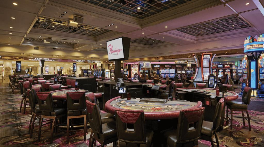 Cromwell Las Vegas, The