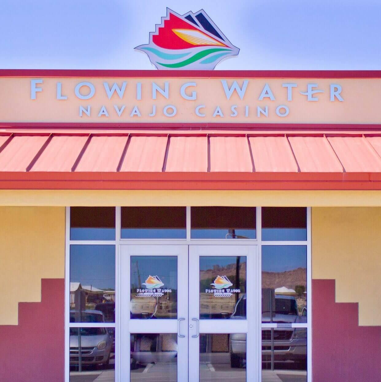 Flowing Water Navajo Casino