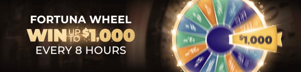 Fortuna Wheel