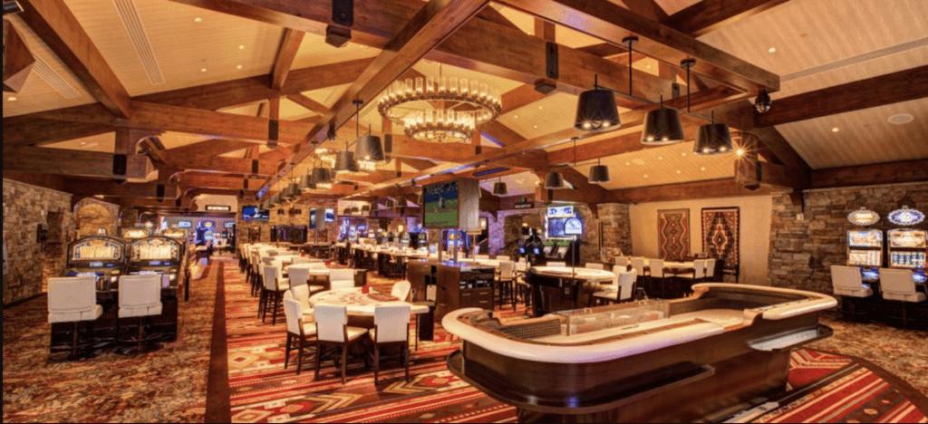 Grand Lodge Casino at Hyatt Regency Lake Tahoe