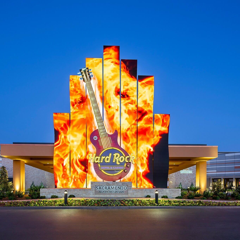 Hard Rock Hotel and Casino Sacramento at Fire Mountain