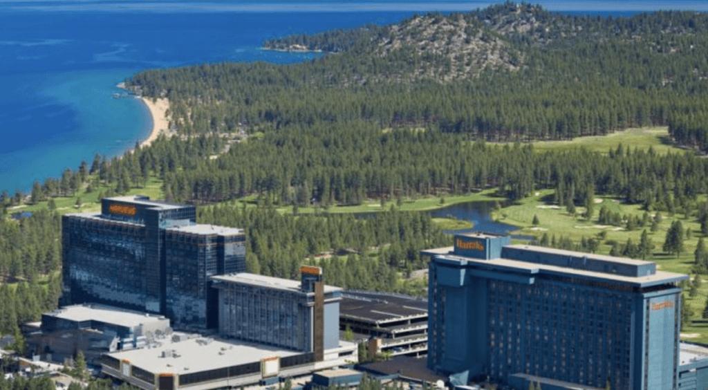 Harvey's Resort Hotel-Casino - Lake Tahoe