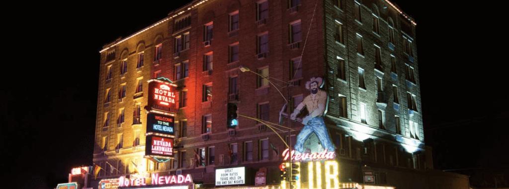 Hotel Nevada Gambling Hall