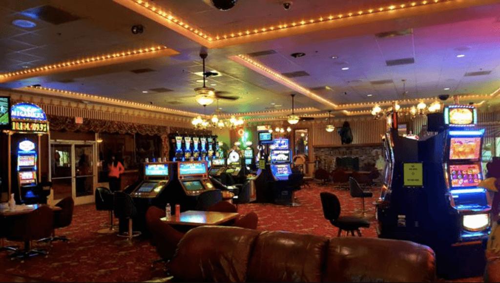 Longstreet Inn Casino & RV Resort
