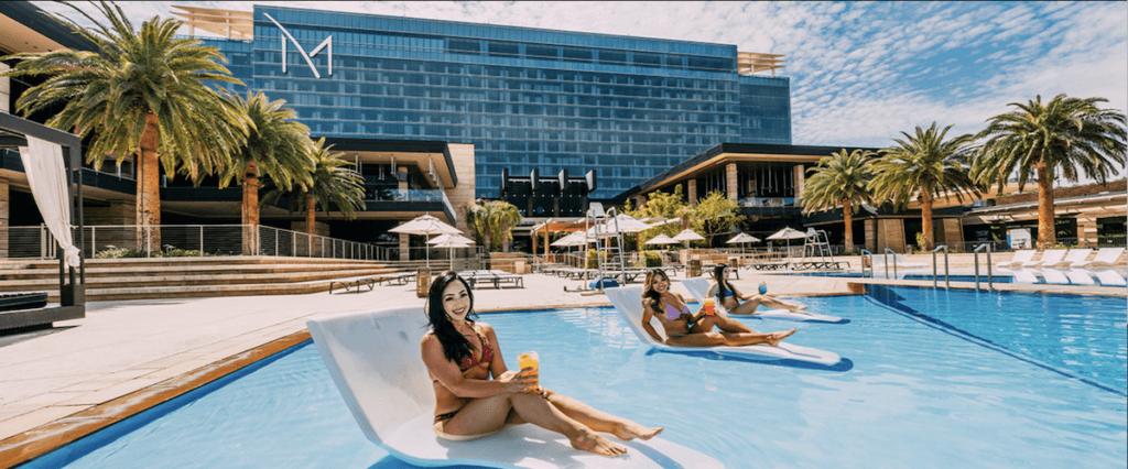 M Resort Spa Casino, The