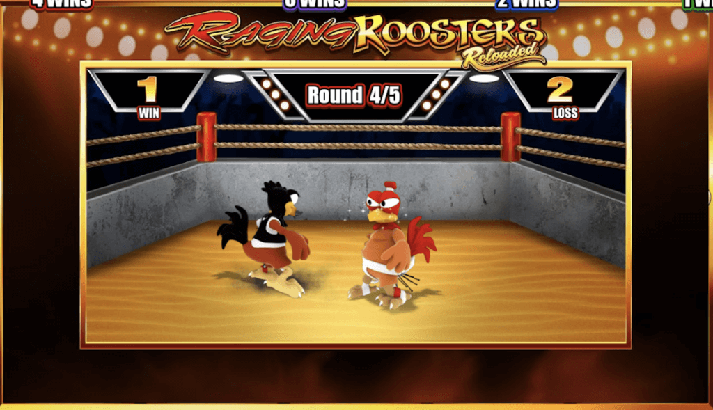 Raging Roosters