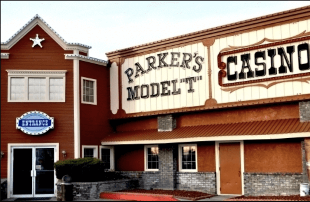 Model T Hotel-Casino-RV Park