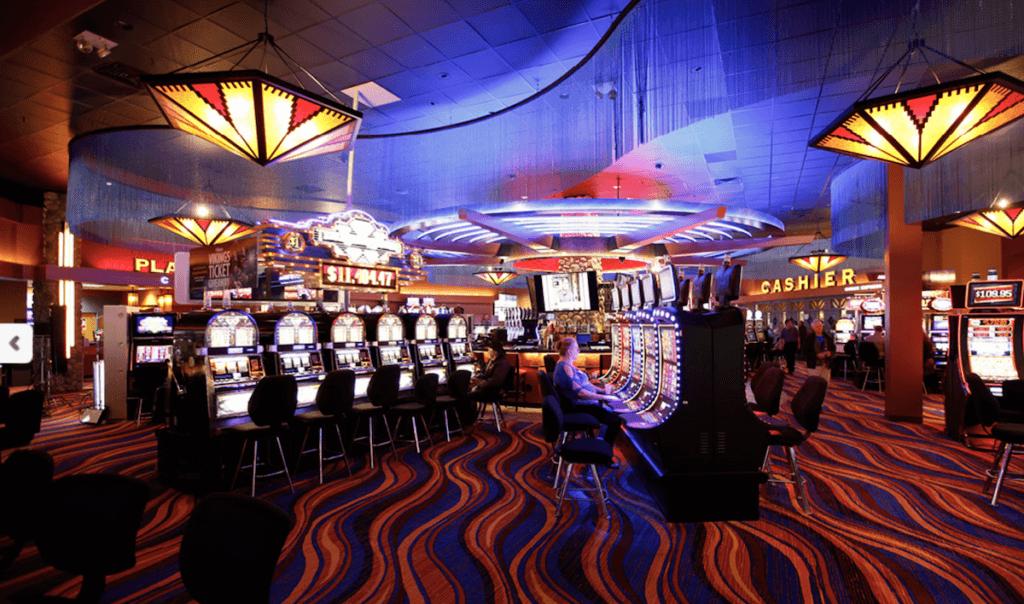 Four Bears Casino & Lodge