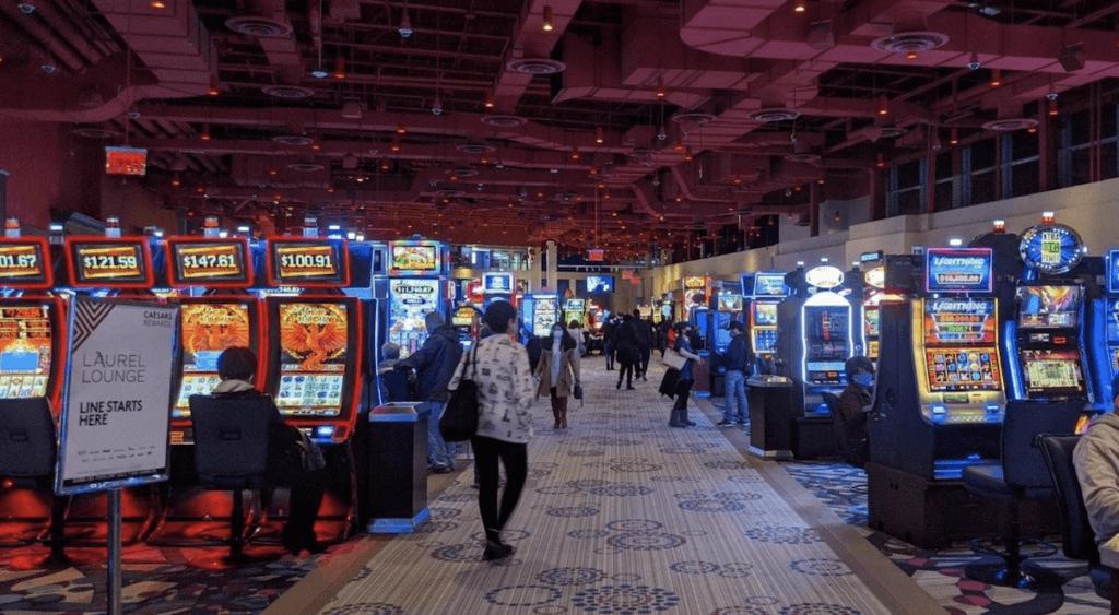 Harrah's Philadelphia Casino & Racetrack
