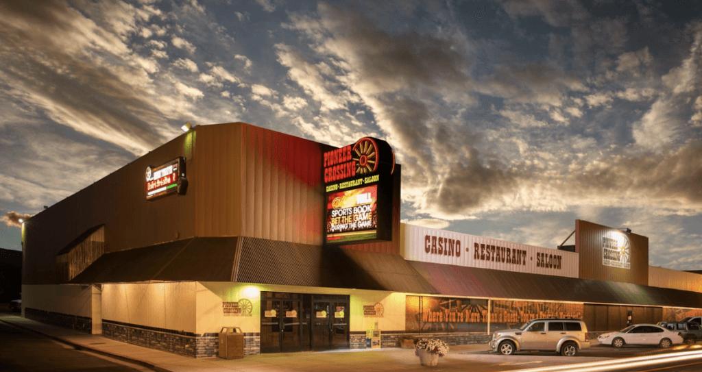 Pioneer Crossing Casino Yerington