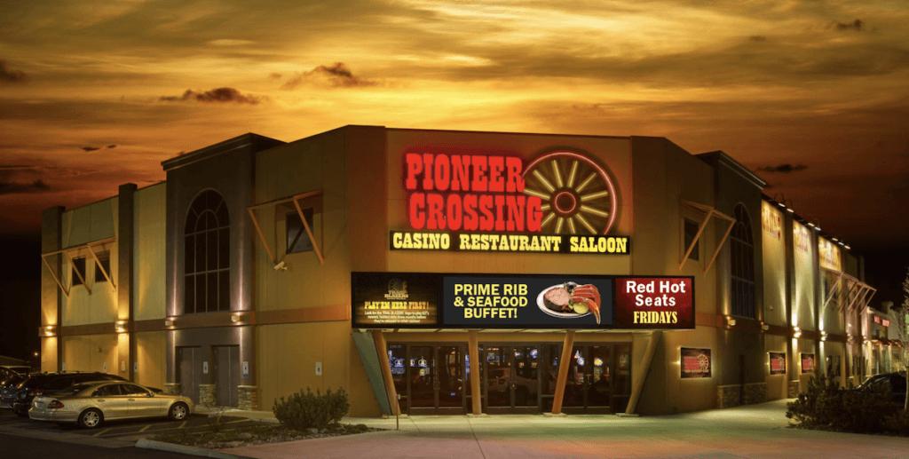 Pioneer Crossing Casino in Dayton