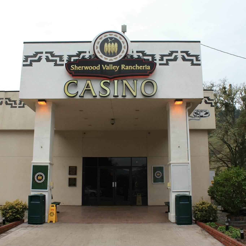 Sherwood Valley Casino
