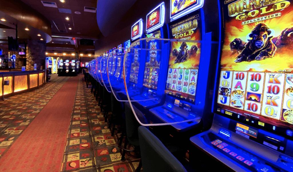 Potawatomi Carter Casino and Hotel