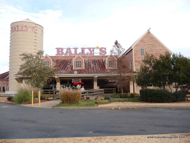 Resorts International's Bally's Tunica