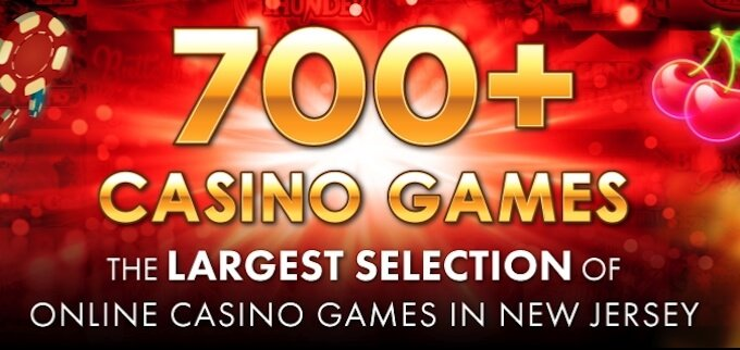 Golden Nugget Game 700 Selection