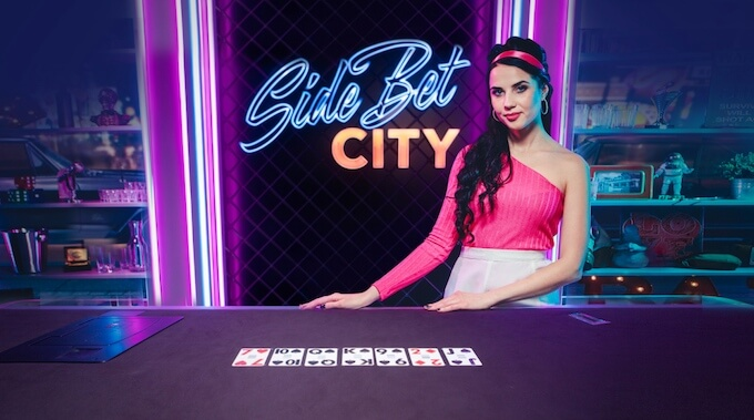 Side Bet City by Evolution
