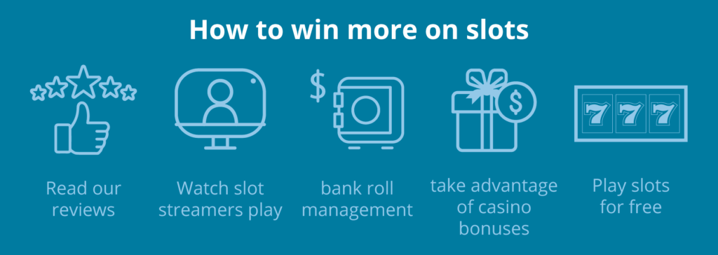 how to win more on slots