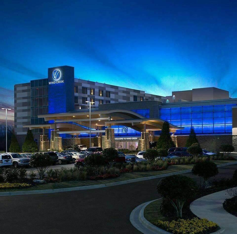 windcreek casino